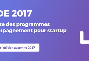 Le guide 2017 pour accompagner les startups