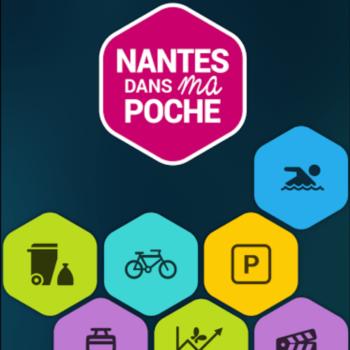 Nantes dans ma poche, l'application version augmentée