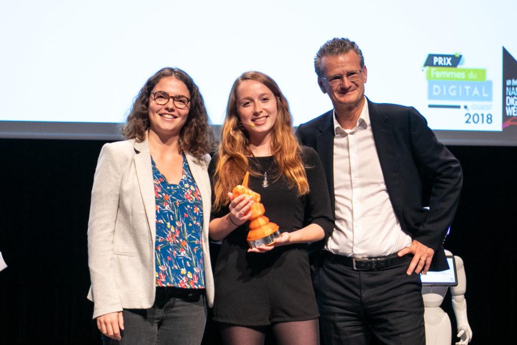 Prix Femmes du Digital Ouest