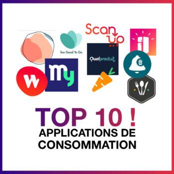 Choisir sa consommation : les applications qui vous aident ! 💡