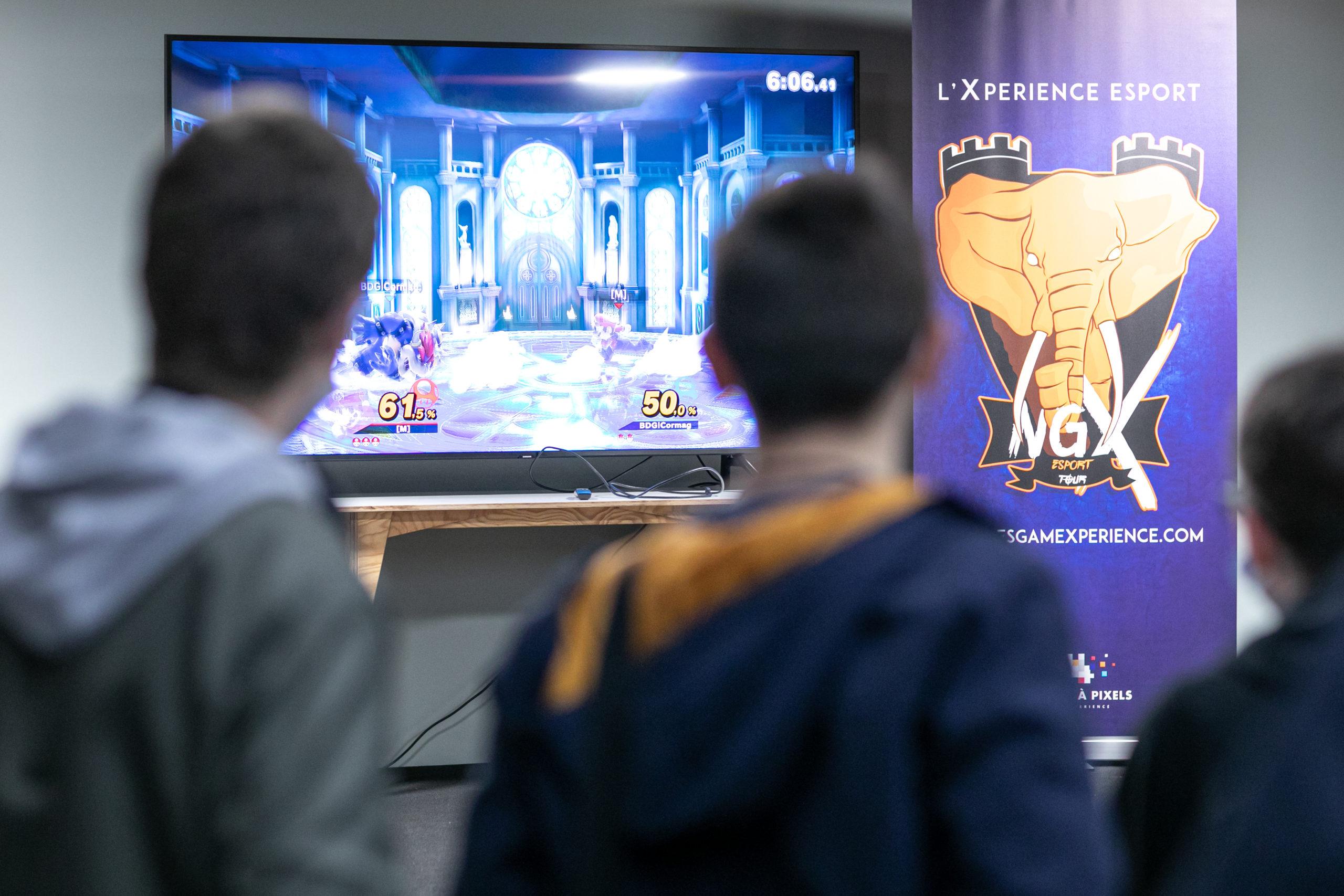 Nantes Game Xperience